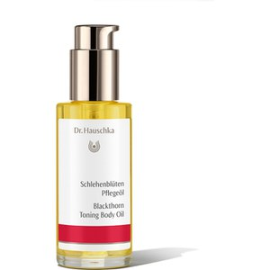 Dr. Hauschka Blackthorn Toning Body Oil olejek do ciała (75 ml)