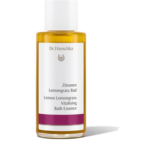 Dr. Hauschka Lemon Lemongrass Vitalising Bath Essence olejek do kąpieli (100 ml)