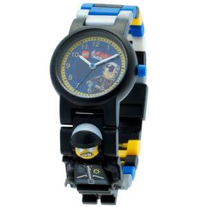 LEGO Movie: Bad Cop Minifigure Link Watch