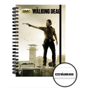 The Walking Dead Prison - A5 Notebook