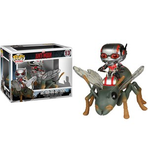 Marvel Ant-Man And Ant-thony Pop! Vinyl Vehicle With Figure