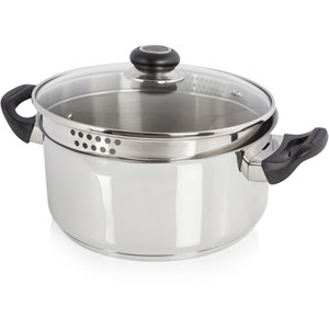 Morphy Richards 970007 24cm Casserole with Lid