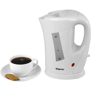 Elgento E10012 1.7L Kettle - White
