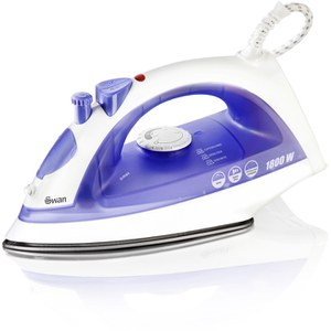 Swan SI30100N Steam Iron - Purple - 1800W