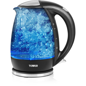 Tower T10004 1.7L Glass Kettle - Multi