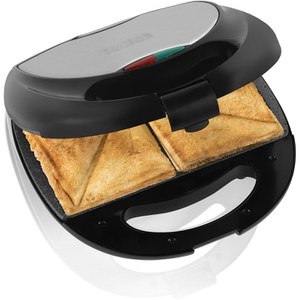 Tower T27002 2 Slice Sandwich Toaster - Black
