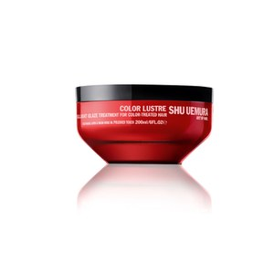 Shu Uemura Art of Hair Color Lustre Color Lustre Sulfate Free Shampoo (300ml), Masque (200ml) and Thermo-Milk (150ml): Image 4