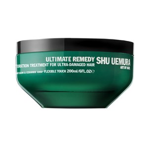 Champô (300ml), Máscara (200ml) e Sérum (30ml) Art of Hair Ultimate Remedy de Shu Uemura : Image 3