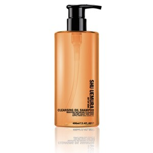 Shu Uemura Art of Hair Cleansing Oil Shampoo for Dry Scalp (400ml) and Conditioner (250ml): Image 3