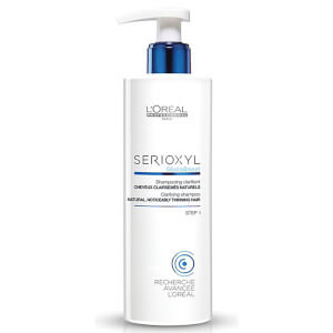 Serioxyl Shampoo for Natural Thinning Hair de L'Oreal Professionnel  (250 ml)