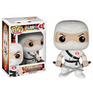 G.I. Joe Storm Shadow Pop! Vinyl Figure