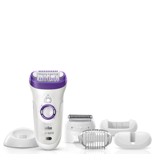 9-561 Silk-?pil 9 Wet and Dry Epilator de Braun