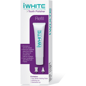 Recarga de Polidor Dental Instant Teeth Whitening da iWhite (20 ml)