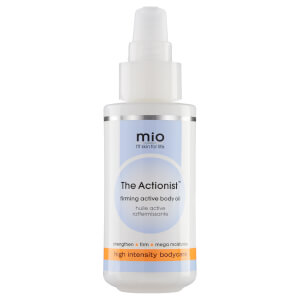 Mio Skincare - The Actionist Body Oil 120ml: Image 1