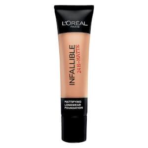 L'Oréal Paris Infallible Matte Foundation - 30 Honey