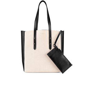 Aspinal of London Women's Essential Tote Bag - Monochrome