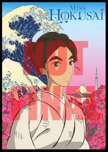 Miss Hokusai - Standard