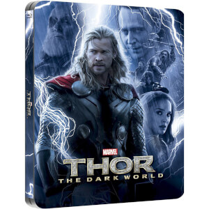 Thor: Dark World - Zavvi UK Exclusive Lenticular Edition Steelbook