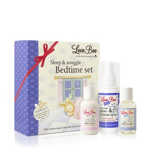 Love Boo Sleep and Snuggle Bedtime Set