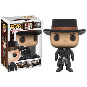 The Hateful Eight Chris Mannix Pop! Vinyl Figure