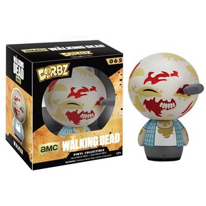 The Walking Dead Walker Dorbz Action Figure