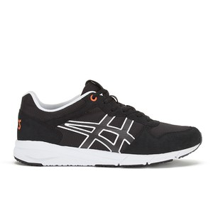 Asics Shaw Runner Trainers - Black/Light Grey