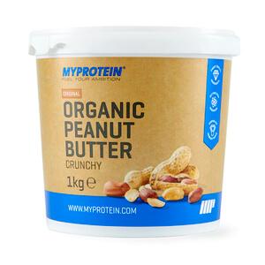 Nut Butter, Organic, Crunchy - 1kg