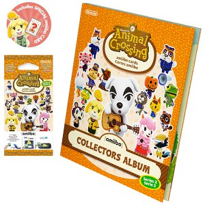 Animal Crossing amiibo Cards Collectors Album - Series 2