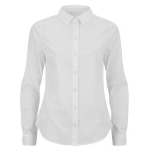 Selected Femme Women's Mema Shirt - White