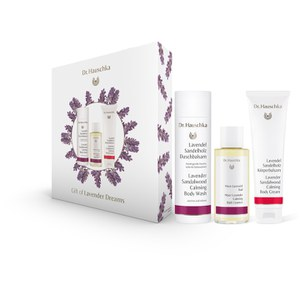 Set de regalo Lavender Dream de Dr. Hauschka (valorado en 54,50 £)