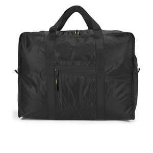 Porter-Yoshida Men's Trek Convertible Duffle Bag - Black