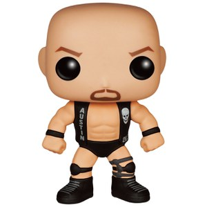 WWE Steve Austin 2K Limited Edition Pop! Vinyl Figure