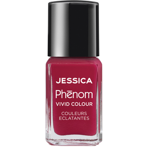 Jessica Nails Cosmetics Phenom Nail Varnish - Parisian Passion (15ml)