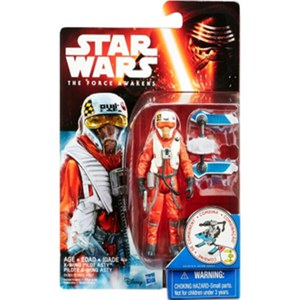 Figurine Star Wars: Le Réveil de la Force Pilote X-Wing