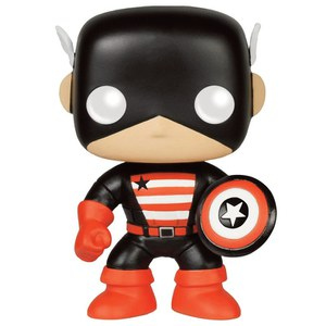 Figura Pop! Vinyl Marvel - Agente USA