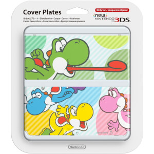 New Nintendo 3DS Cover Plate 28