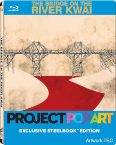 Le Pont de la rivière Kwaï Steelbook Édition Project Pop Art Zavvi