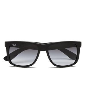 Ray-Ban Justin Rubber Sunglasses 54mm - Black