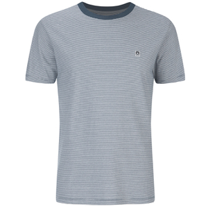 OBEY Clothing Men's Eighty Nine Striped T-Shirt - Blue