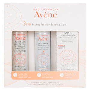 Avène Sensitive Skin Routine Kit for Very Sensitive Skin