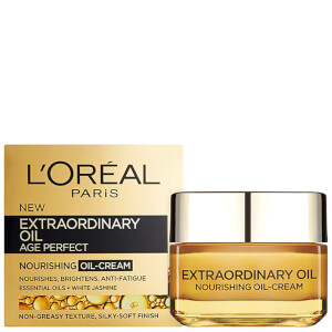 Крем-масло L'Oreal Paris Extraordinary Oil Cream 50 мл