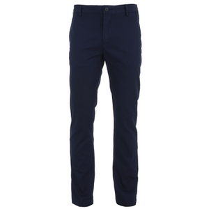 Lacoste Men's Gabardine Chino Pants - Navy