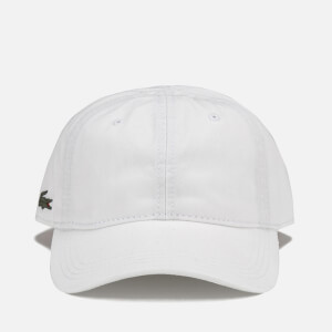Lacoste Men's Baseball Cap - White