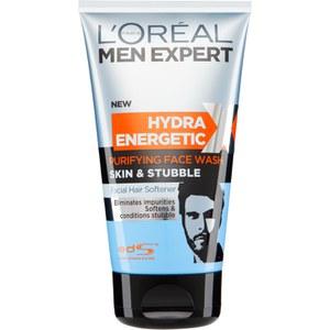 巴黎欧莱雅Men Expert Skin& Stubble Purifying Wash