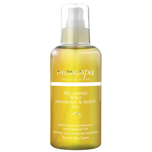 MONUspa Relaxing Bali Body Oil 100ml