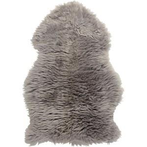 Royal Dream Large Sheepskin Rug   Grey: Image 4