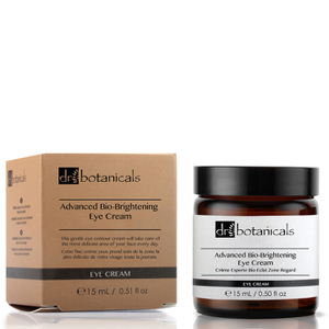 Dr Botanicals Advanced Bio Brightening Eye Cream (15ml)
