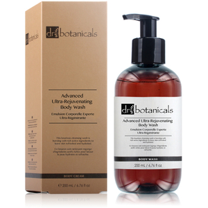 Dr Botanicals Advanced Ultra-Rejuvenating Body Wash (200ml)