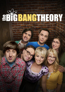 Big Bang Theory Series 1-9