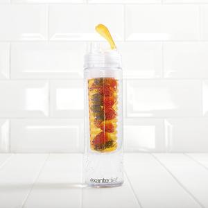 Bottiglia d'acqua ad infusione per frutta (700ml)